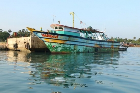SLN arrests 55 Indian fishermen poaching in Sri Lankan waters
