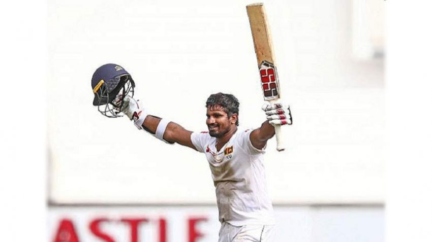 Kusal Perera jump 58 spots in ICC Test rankings