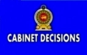 Decisions taken by the Cabinet of Ministers at its meeting held on 11.09.2018