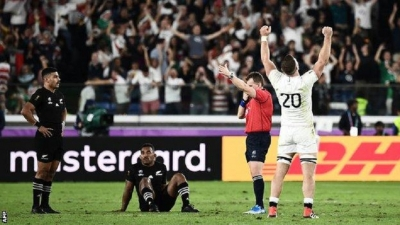 England 19-7 New Zealand: Eddie Jones' side to reach World Cup final