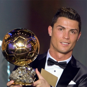 Cristiano Ronaldo retains World Footballer of the Year Award