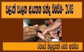 Local Government elections commence