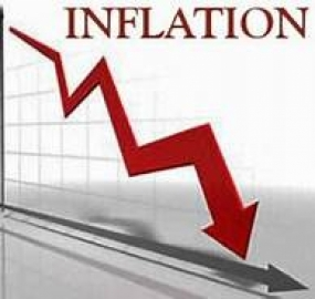 Inflation decreased to 2.5 per cent in August 2018 from 3.4 per cent in July