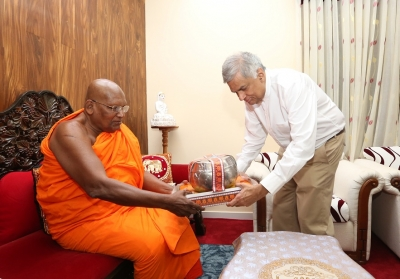 Will discuss with Maha Sangha to improve Buddhism - PM