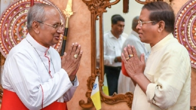 President calls on Archbishop