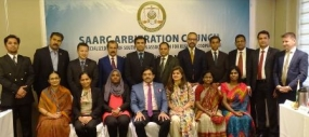 Eighth Governing Board meeting of SARCO in Colombo