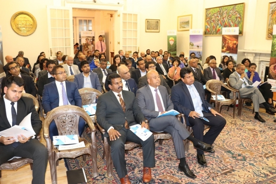 London High Commission hosts promoting the rural business in Sri Lanka