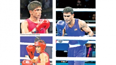 SL boxing looking for Cuban coach to boost medal prospects