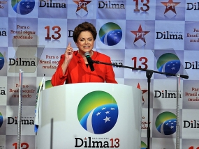 Rousseff Bids for a Second Term Without Setbacks in Brazil
