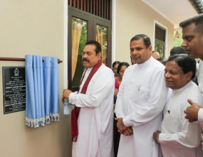 101 More New Houses of 'Api Wenuwen Api' Project in Puttalam Vested in War Heroes