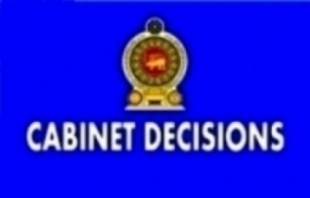 DECISIONS TAKEN BY THE CABINET OF MINISTERS AT ITS MEETING HELD ON 09.01.2018