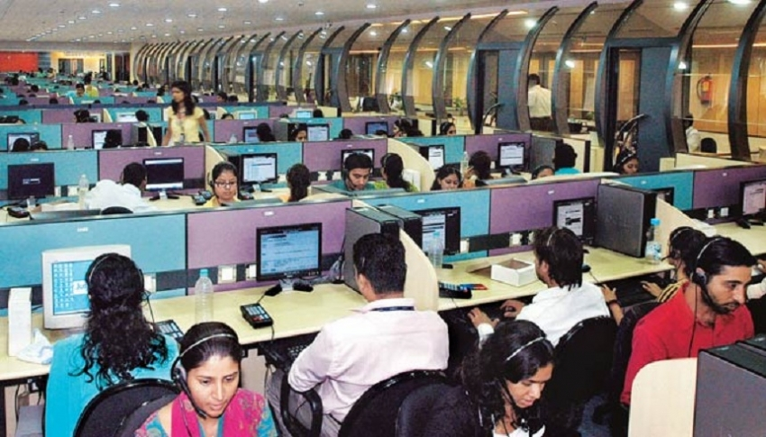 Services sector  recorded a positive growth in March