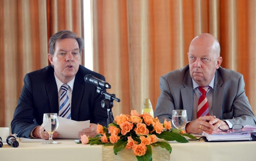 """Feel zealous seeing the economic growth and development in Sri Lanka""- Dutch Vice Minister"
