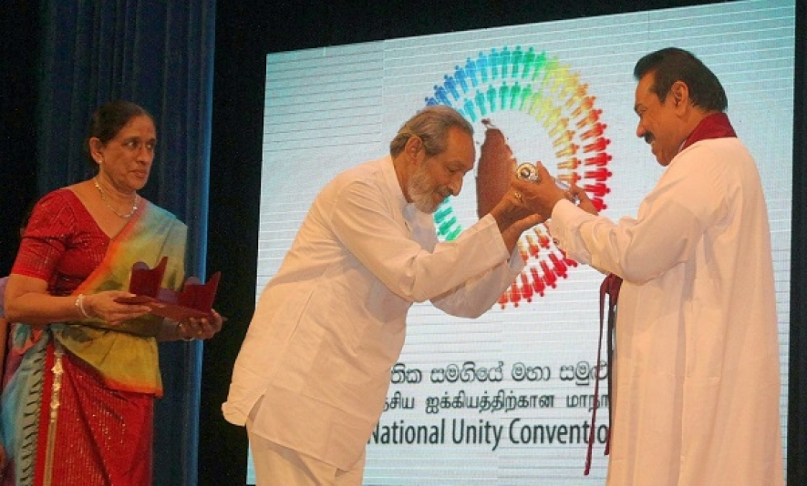 Sri Lanka's ancient heritage had led the way to national unity - President