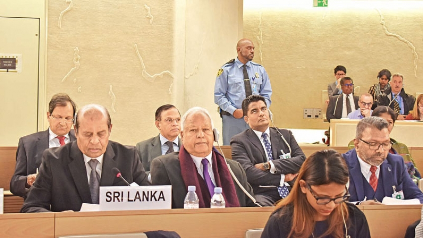 Strength in unity at UNHRC