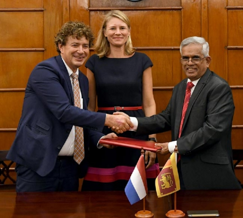 Rs. 14 billion assistance from the Netherlands forrural development