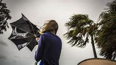 Strong winds up to 60-70 kmph