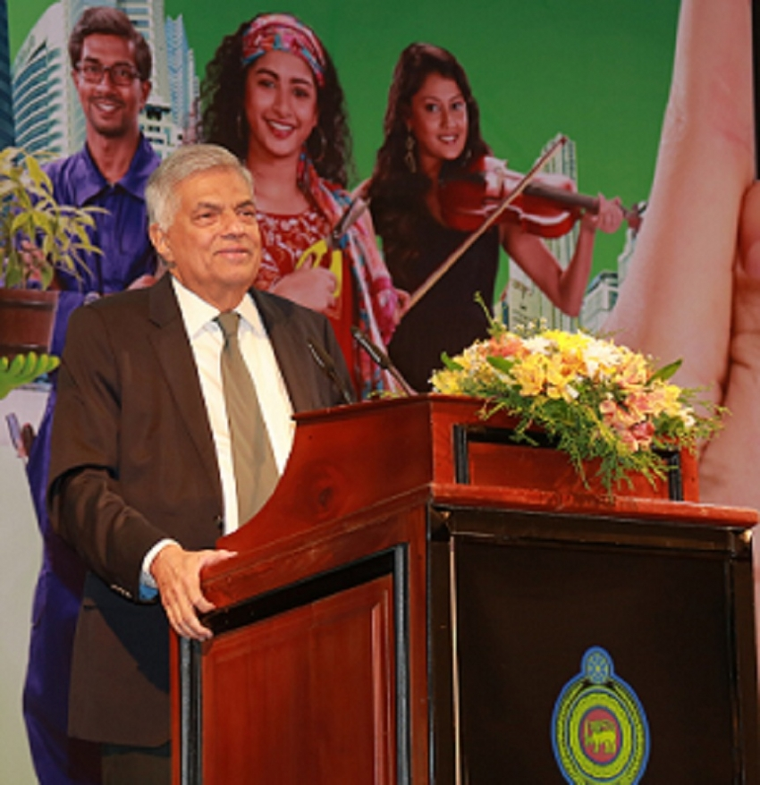 Revolutionary step in education for a modern Sri Lanka - PM