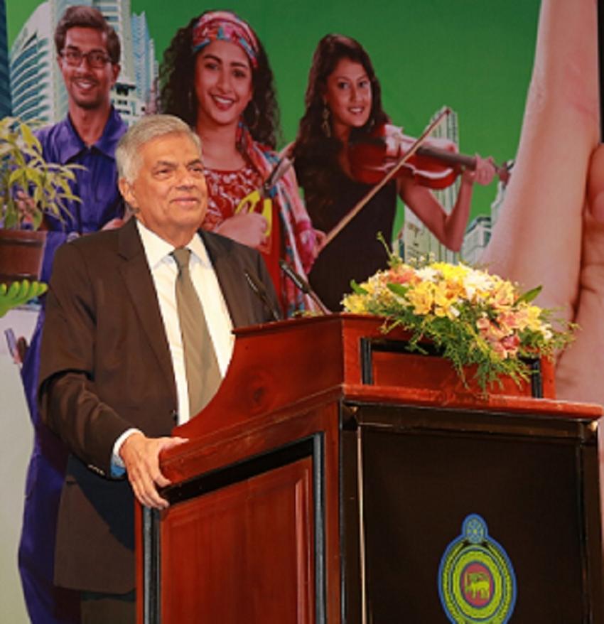Revolutionary step in education for a modern Sri Lanka - PM