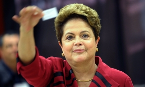 Rousseff Wins Brazilian Elections with More Changes in Mind