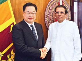 Lanka strongly supports Belt and Road Initiative.