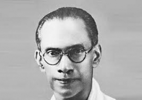 55th Death Anniversary of SWRD Bandaranaike falls today