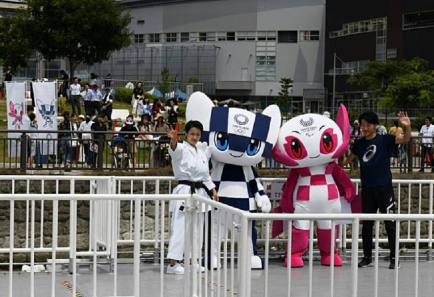 First wave of Tokyo 2020 Olympic tickets up for grabs
