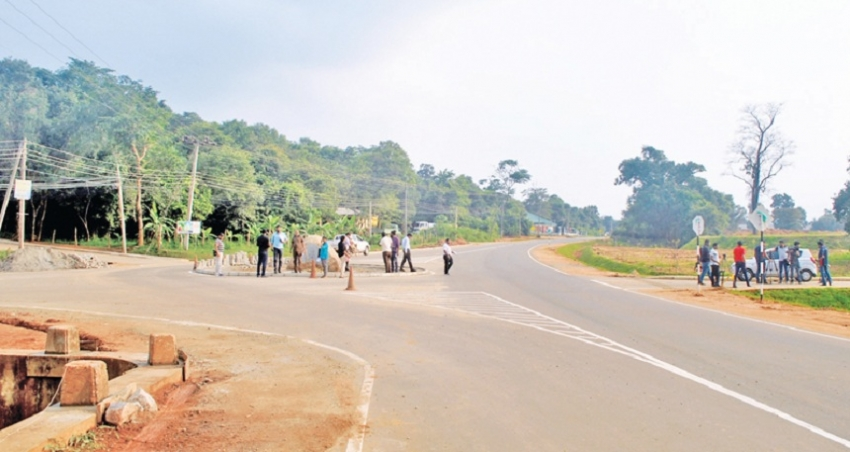Laggala green town to be open tomorrow