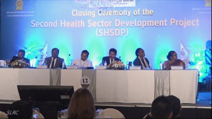 World Bank commits US$ 200 million to elevate Sri Lanka's public health services