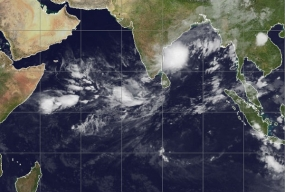 Bay of Bengal may experience strong winds