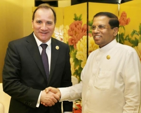 SL-Sweden  to strengthen economic, business relations