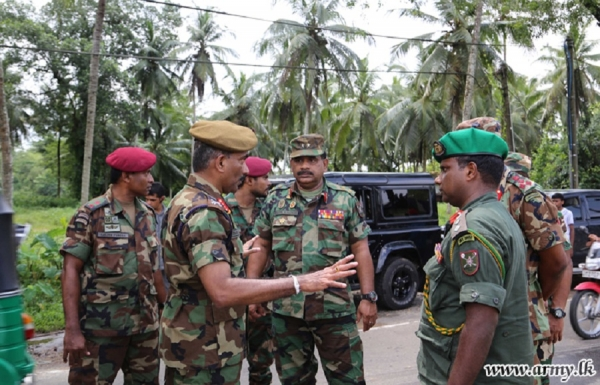 President instructs armed forces to maintain security