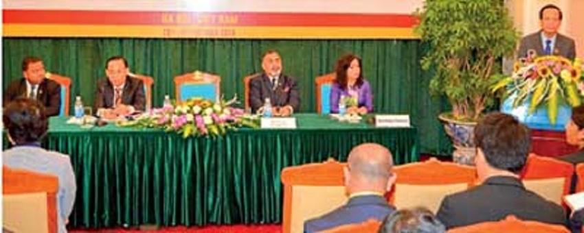 Sri Lanka to host next Colombo Plan Council meeting