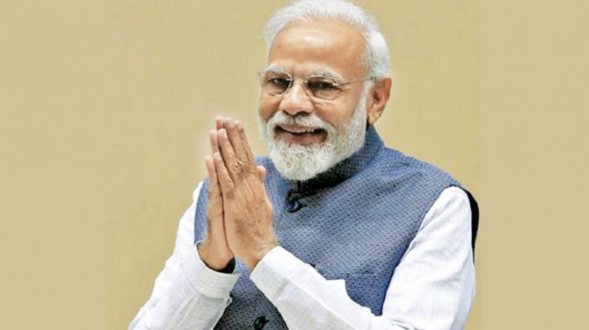 Narendra Modi's landslide reelection in India