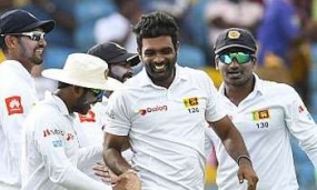 Sri Lanka win 3rd test to level series against West Indies