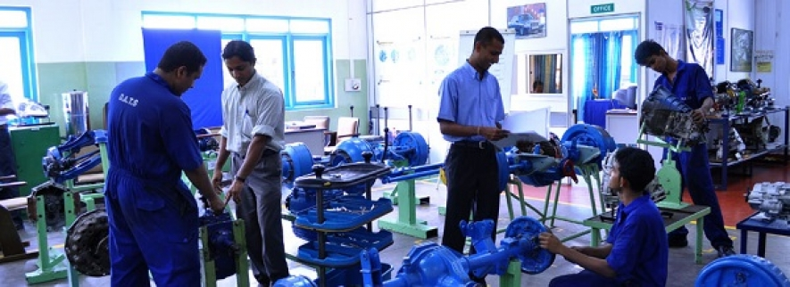 Vocational Skills Training for Northern Residents to be Increased