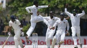 Herath's seven makes Sri Lanka win first test against India