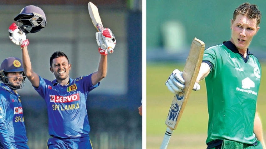 Bhanuka upstages Tector to give Sri Lanka A winning 3-0 lead
