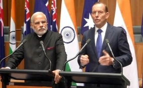 India, Australia establish framework for security cooperation