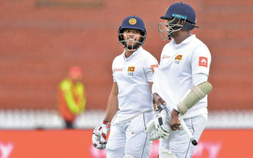 Epic stand save Sri Lanka in NZ Test