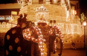 Historic Kandy Esala Perahera will begin on July 27