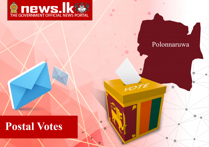 Polling Division : POSTAL District : Polonnaruwa