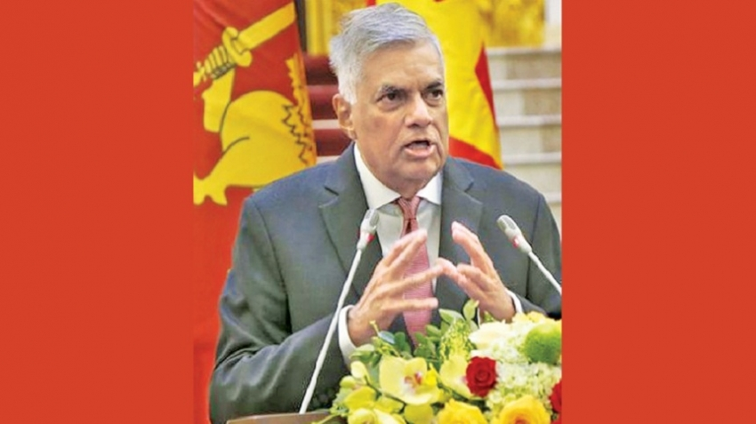 Sri Lanka opposes military rivalry in Indian Ocean region - PM