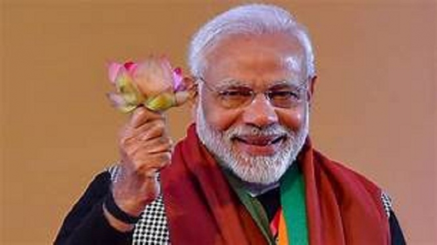Indian PM congratulates new president