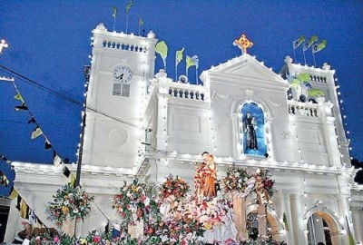 St. Anthony's Shrine at Kochchikade celebrates annual feast again