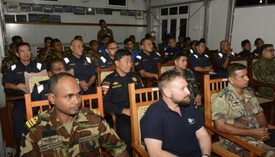 VBSS course for defence partners