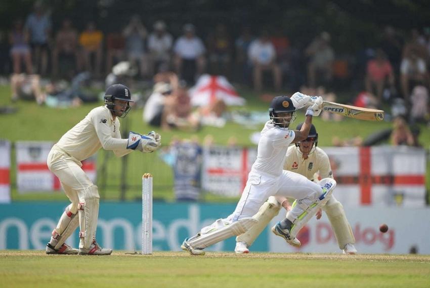Resilient Roshen Silva helps Sri Lanka gain first innings lead