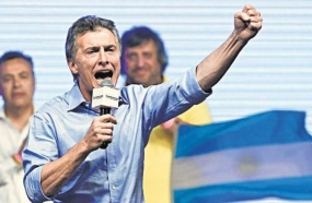 Mauricio Macri - From football fields to Presidential palace