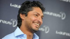Sangakkara voted second best test player of 21st Century