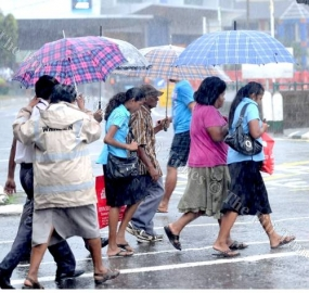 Expect heavy rains from today